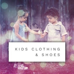 🔹KIDS CLOTHING & SHOES 🔹